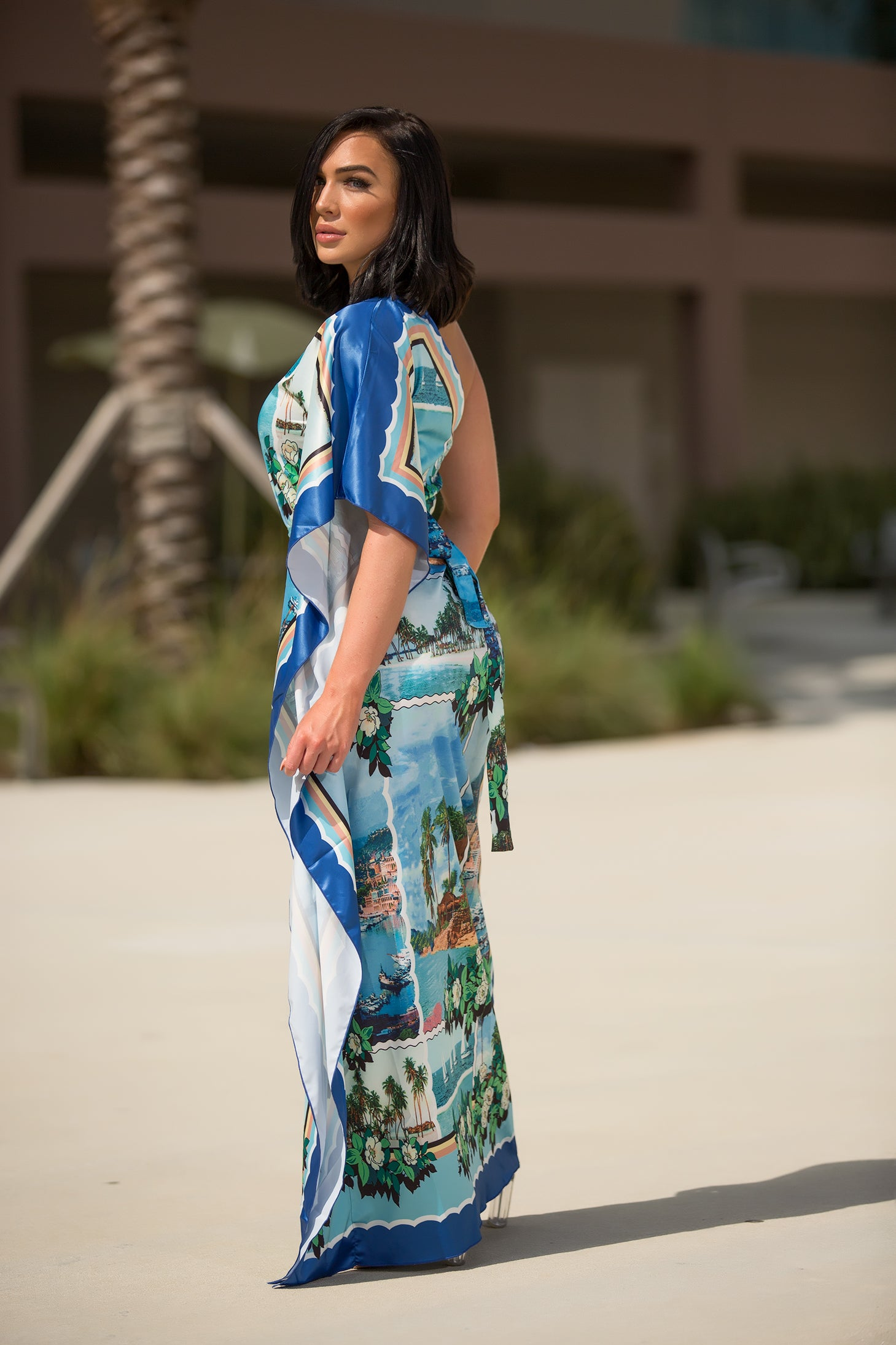 Kamilla - At The Palms Maxi Dress - Semai House Of fashion