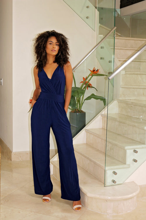 Work Mood Feeling Sexy Jumpsuit