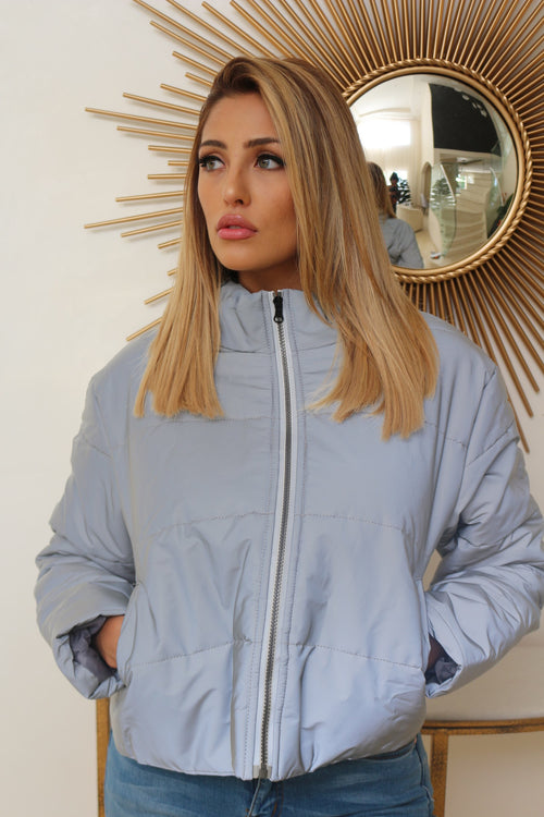 Reflecting Jacket - Semai House Of fashion