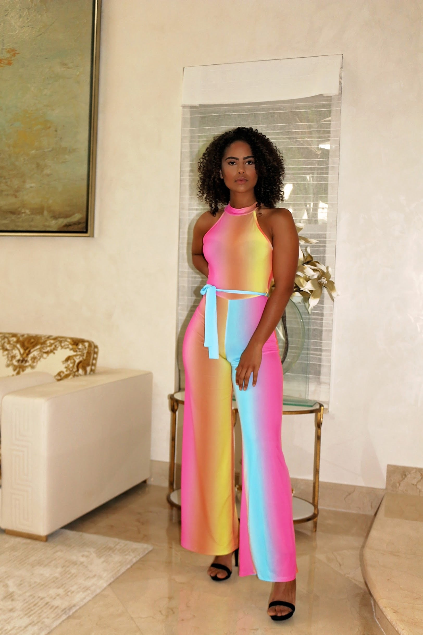 681a4697bb6ca Rainbow Jumpsuit – Semai House Of fashion