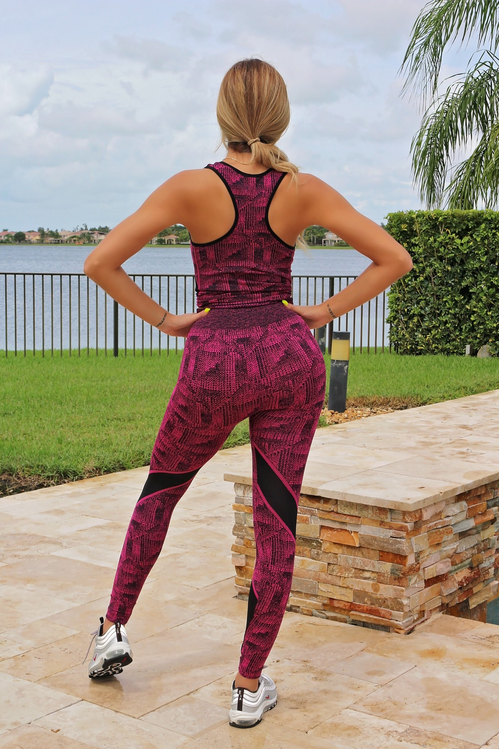 Comfortable Workout Ready Set - Semai House Of fashion