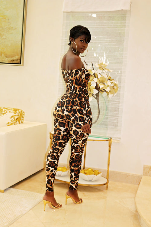 Street Talking Jumpsuit - Semai House Of fashion
