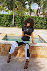 Boujee Top- Black - Semai House Of fashion