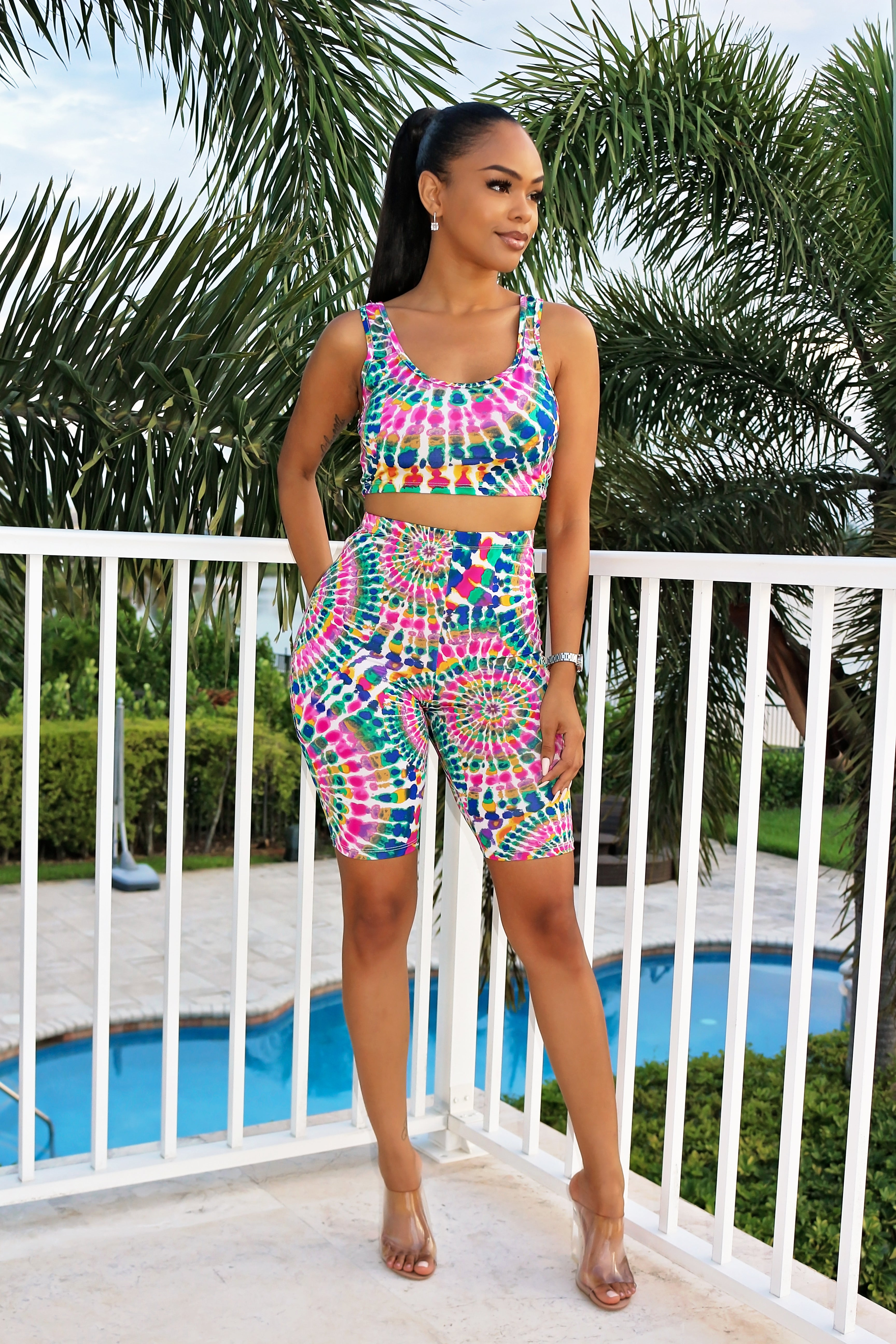 Look at me Short Set - Semai House Of fashion