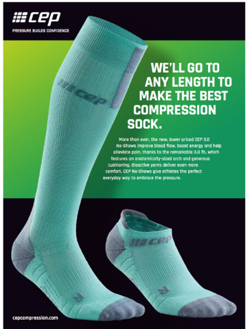 CEP 3.0 Compression Socks
