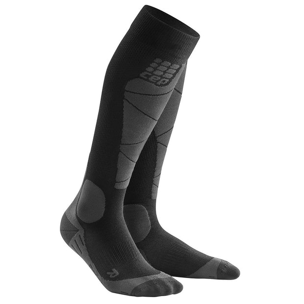 Ski Merino Tall Compression Socks, Women