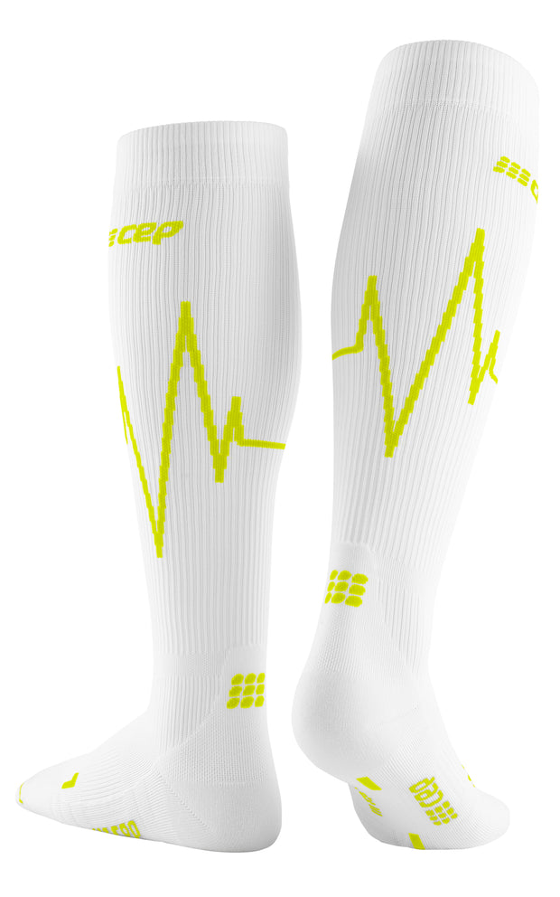 Heartbeat Tall Compression Socks, Women