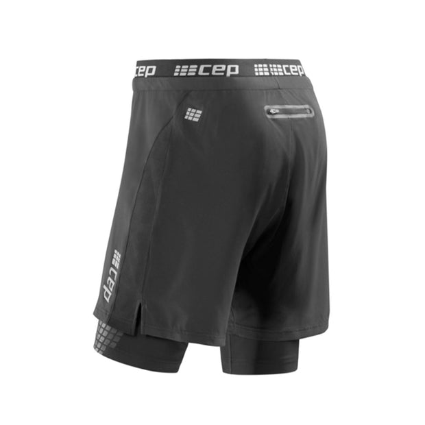 2-in-1 Training Shorts, Men