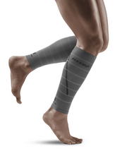 Reflective Compression Calf Sleeves, Men