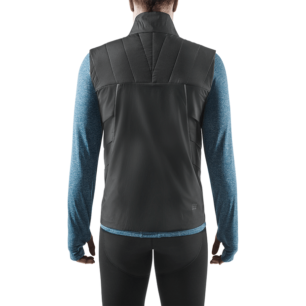 Winter Run Vest, Men