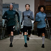Reflective Tall Compression Socks, Men