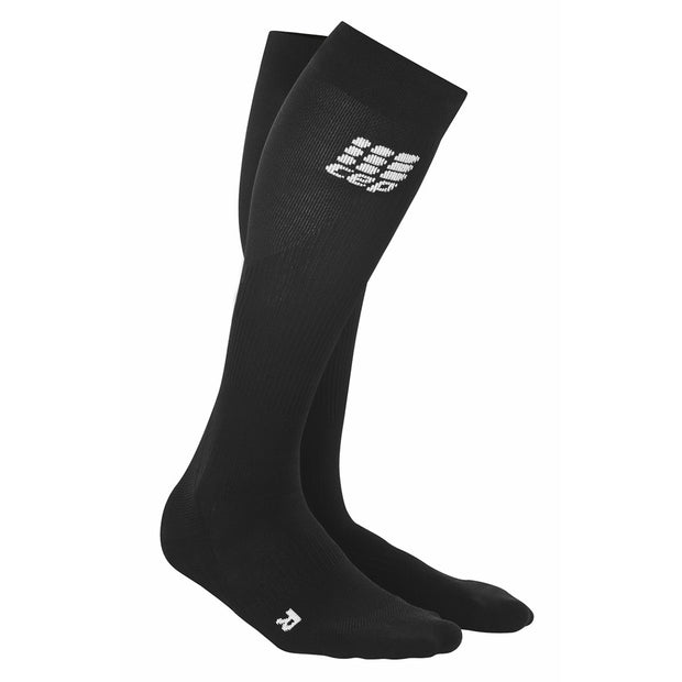 CEP Womens Running Compression Socks - black