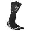 CEP Mens 2.0 Run Compression Socks - Black/White