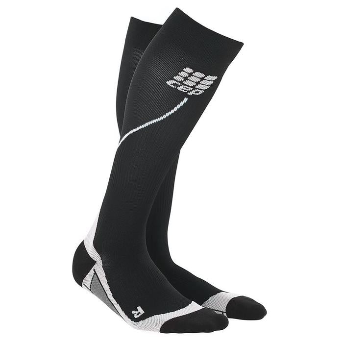 e03e19d0a CEP Mens 2.0 Run Compression Socks - Black White
