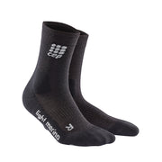 Outdoor Light Merino Mid Cut Compression Socks, Men
