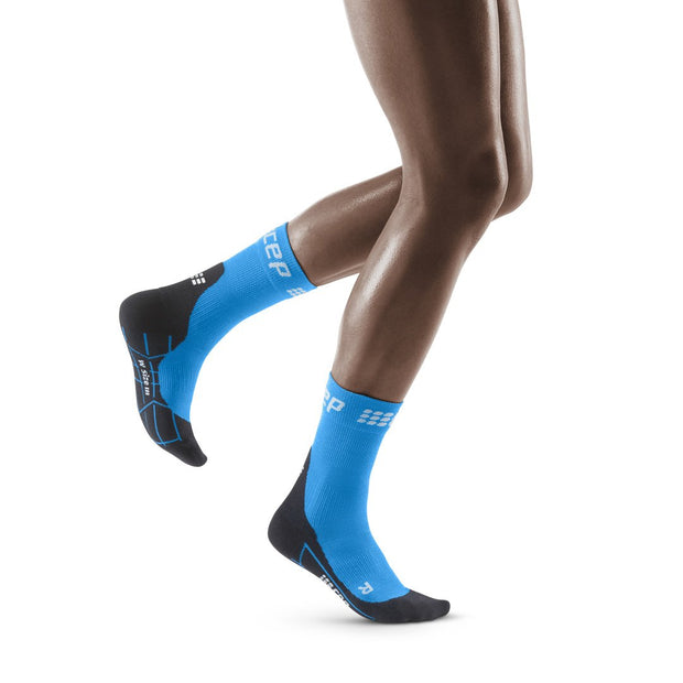 Trail Merino Mid Cut Compression Socks, Women