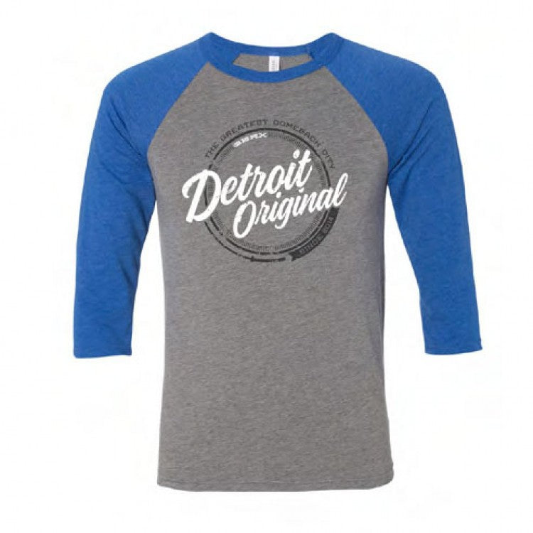 Detroit Original Baseball Tee