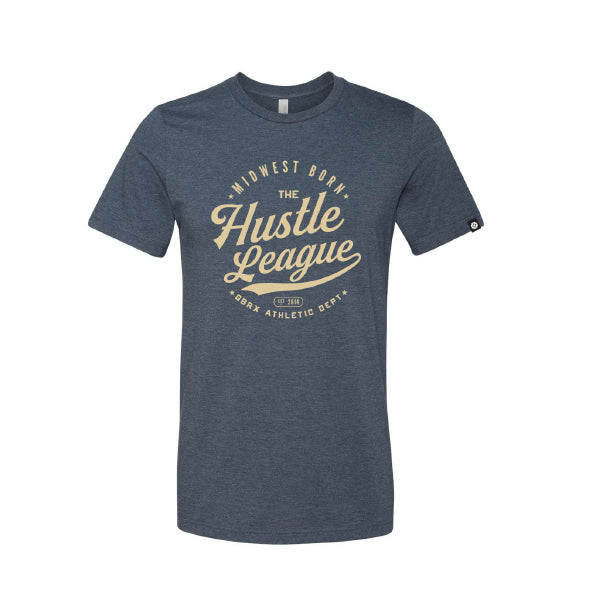 Men's Hustle League Tee