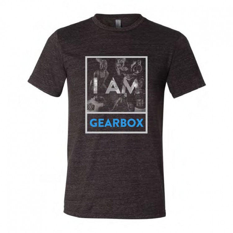 GBRX Men's I am Gearbox Tee