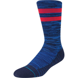 Men's Athletic Franchise Crew Socks - Blue