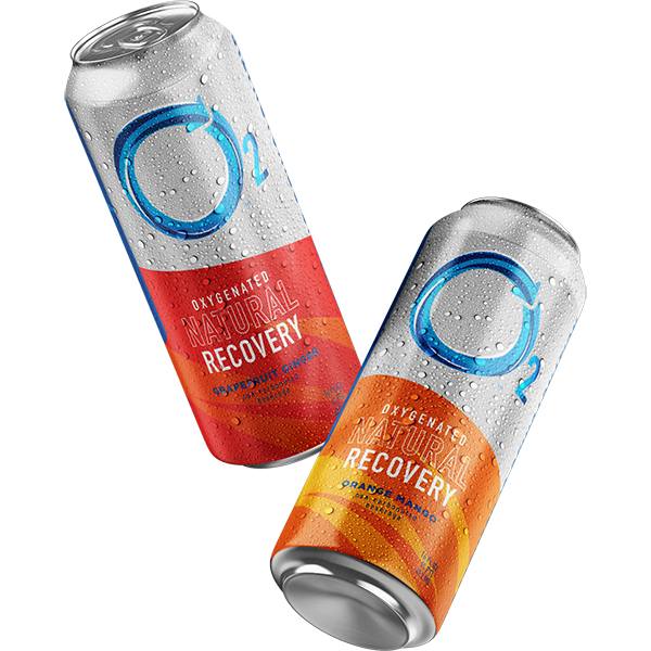Formula O2 Natural Recovery Drink