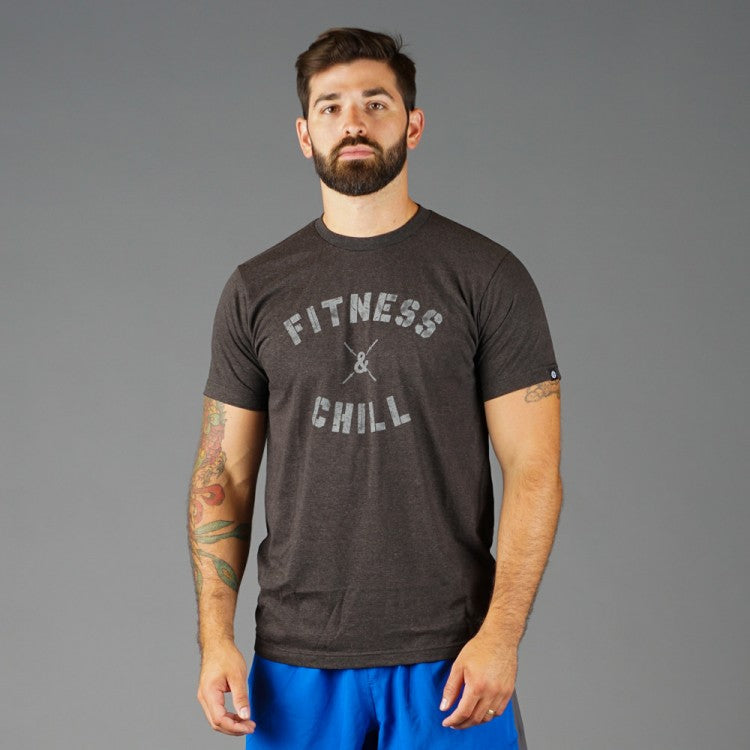 Men's Fitness & Chill Tee