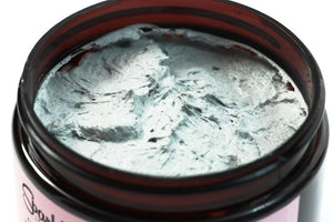 CHARCOAL & ALOE WHIPPED FACE SCRUB