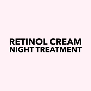 Retinol Face Cream