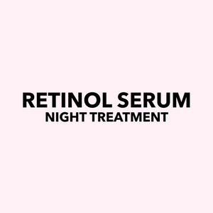 Retinol Serum Night Treatment