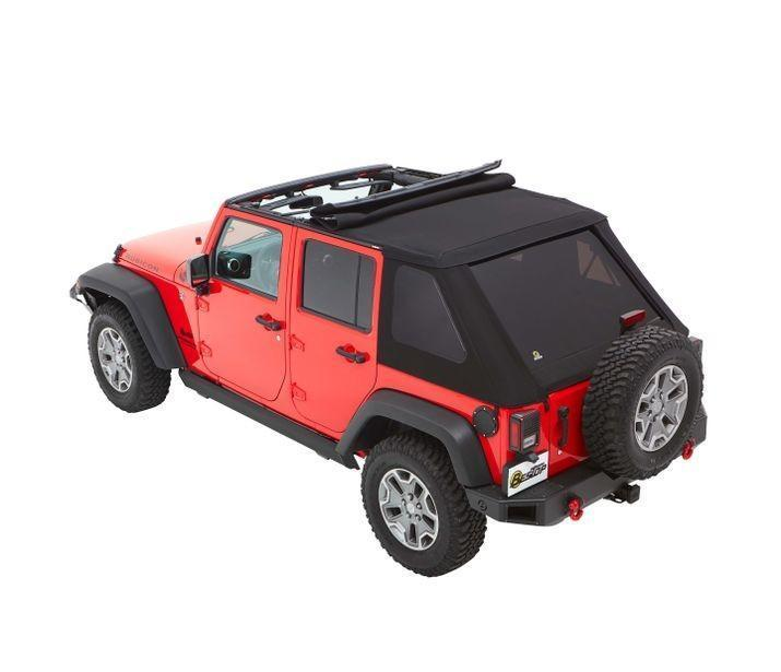 30-Day Test Drive on Any Bestop Soft Top!