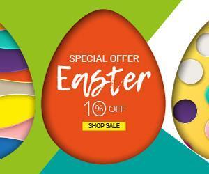 Easter Savings!