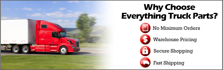 Why Choose Everything Truck Parts