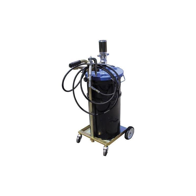 American Forge 8622A 50:1 Air-operated Portable Grease Unit 120 Lb