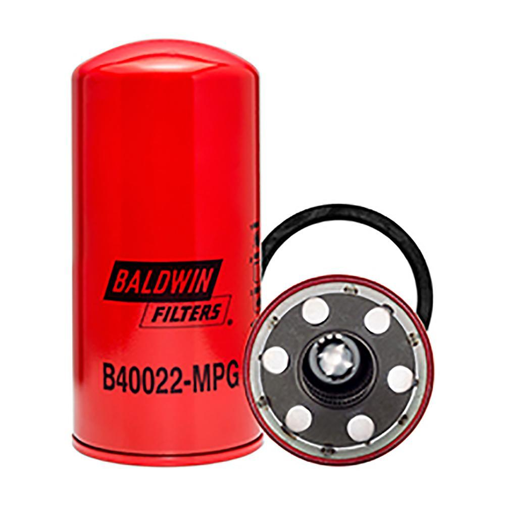 Baldwin B40022-MPG Maximum Performance Glass Lube Spin-on