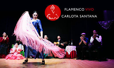 Flamenco on the spot: Flamenco Vivo Carlota Santana