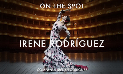 Flamenco on the spot: Irene Rodríguez