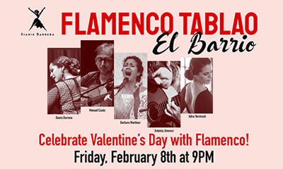Flamenco Tablao El Barrio | 2nd Friday of the month