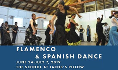 The School at Jacob's Pillow | Flamenco & Spanish Dance