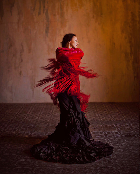Flamenco dancer and choreographer