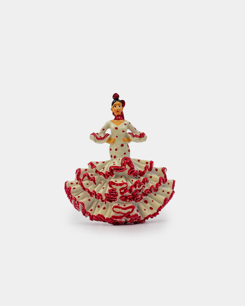 Sevillana Dancer Magnet