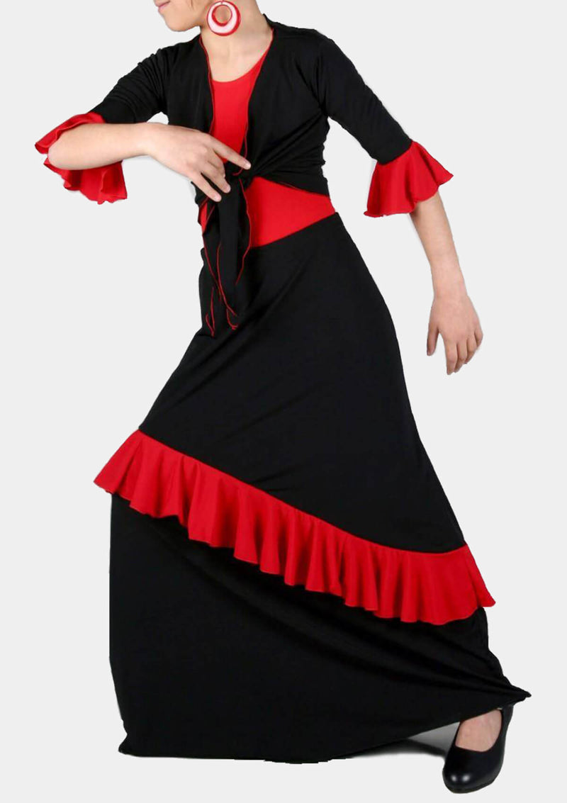 Bamberas Flamenco Skirt for girls
