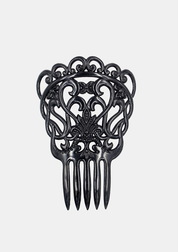 Flamenco comb black gipsy