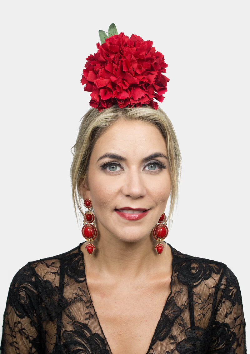 Clavel Flamenco flor