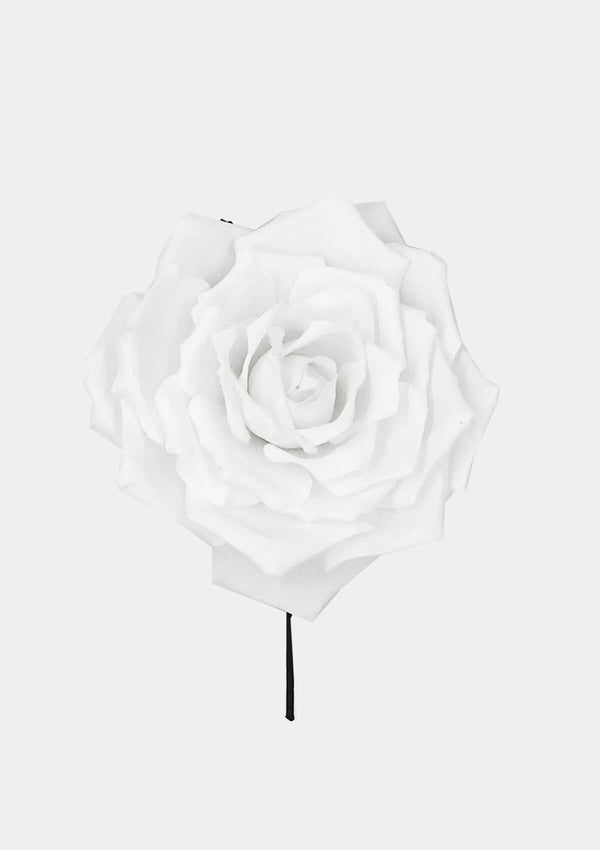 Flamenco Rose White