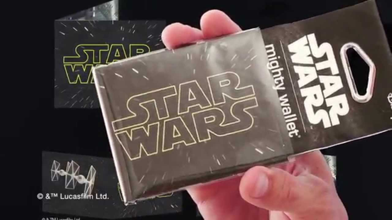 Star Wars Mighty Wallets
