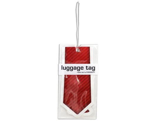 Tie Mighty Luggage Tag