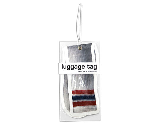 Sock Mighty Luggage Tag