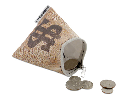 Money Bag - Coin Pouch