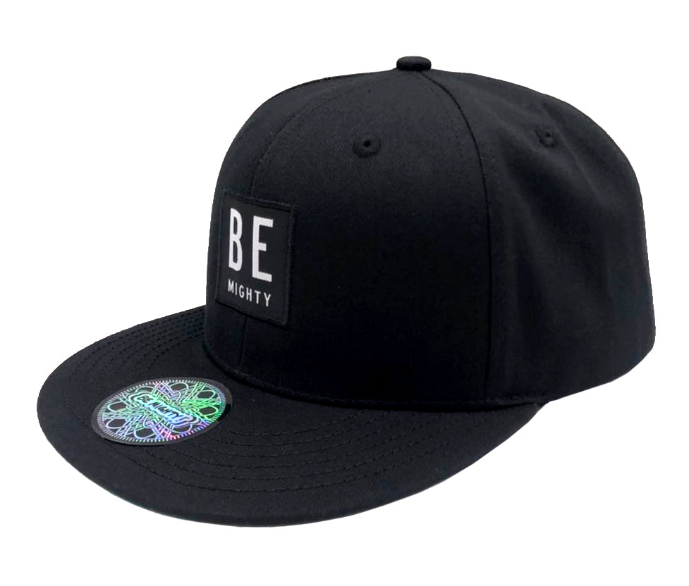 BE MIGHTY Snapback Hat