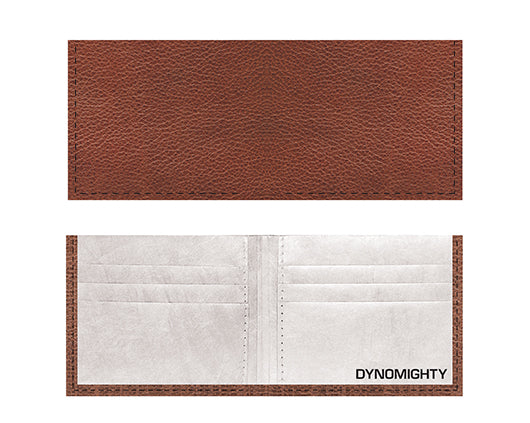 Brown Leather Billfold